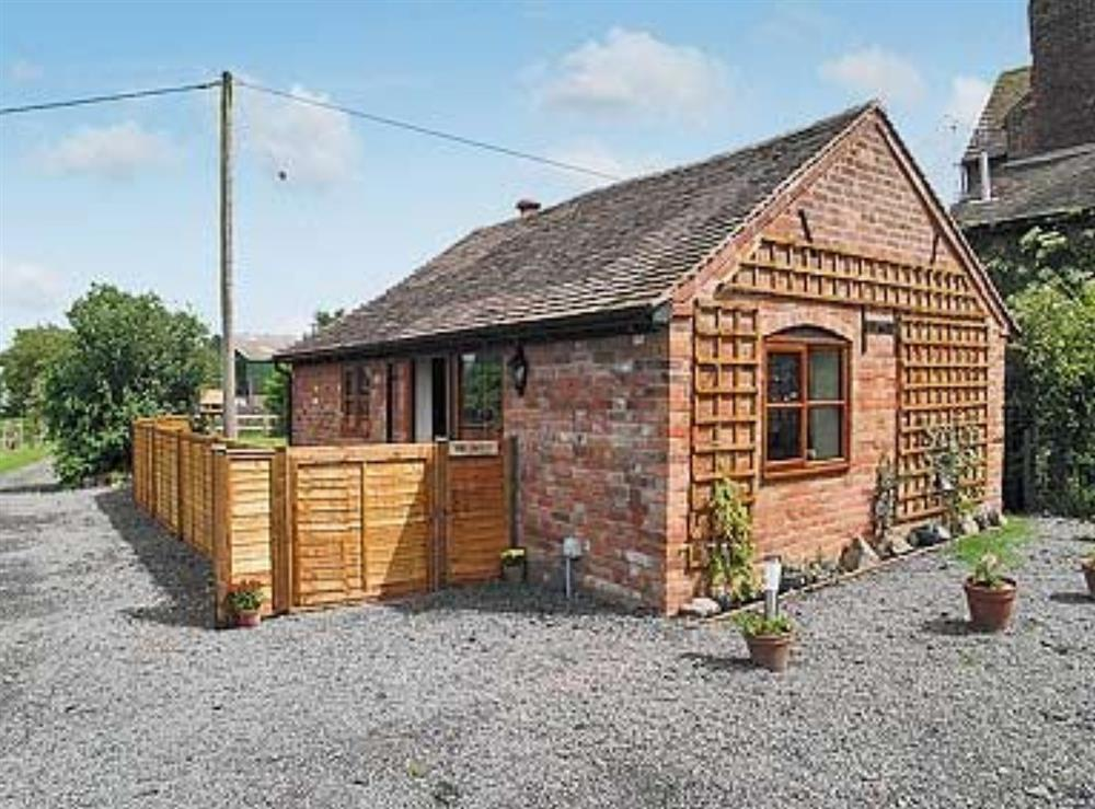 Photo 1 at The Bothy in Upper Welland, Malvern, Worcestershire