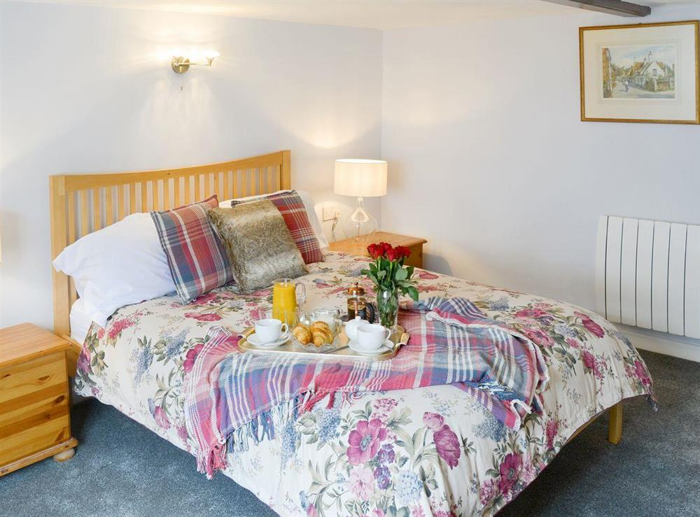 Light and airy double bedroom at The Brambles in Horning, near Norwich , Norfolk