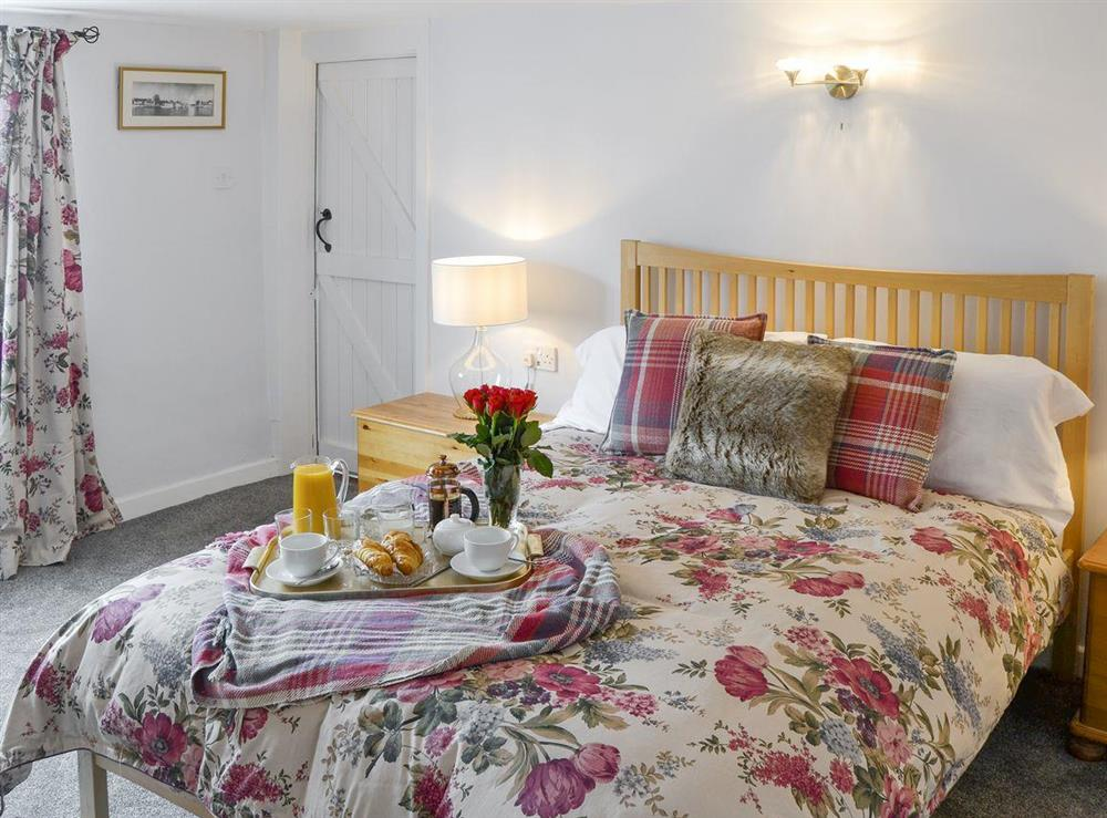 Relaxing double bedroom at The Brambles in Horning, near Norwich , Norfolk