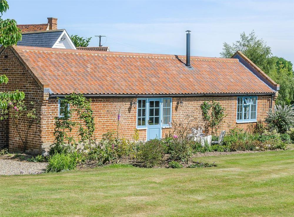 Wonderful converted barn at The Bull Pen in Lawford, Essex, England