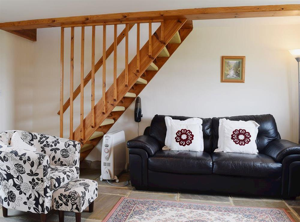 Bright and airy open plan living area at The Byre in Bidford-on-Avon, Nr Alcester., Warwickshire
