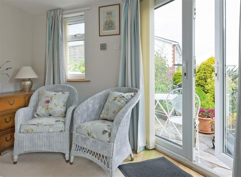 Spacious open plan living/dining/bedroom (photo 4) at The Cabin in Dartmouth, Devon