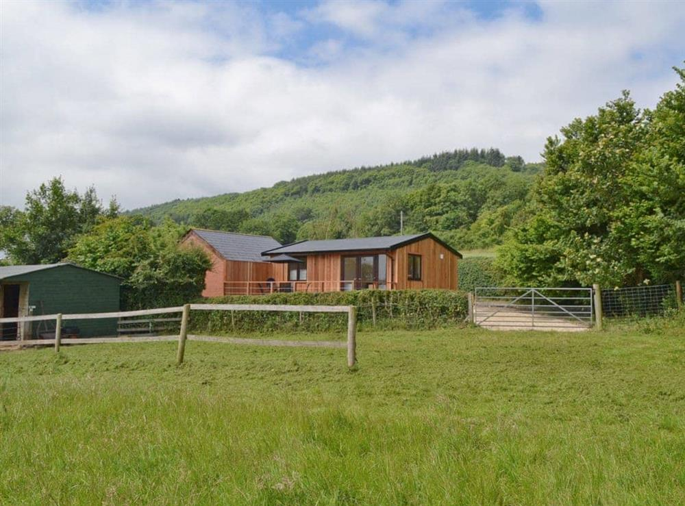 Exterior at The Cabin in Yarhampton, Stourport-on-Severn, Worcestershire