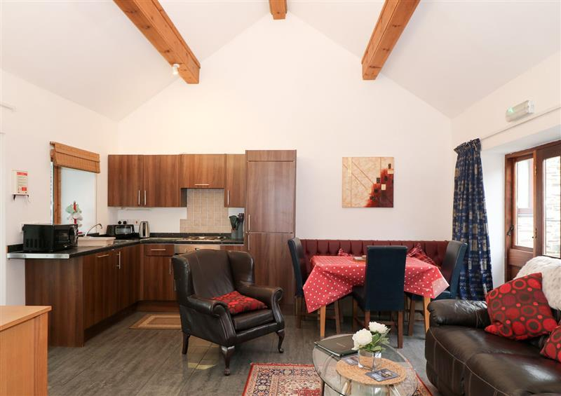 Inside The Calf Suite