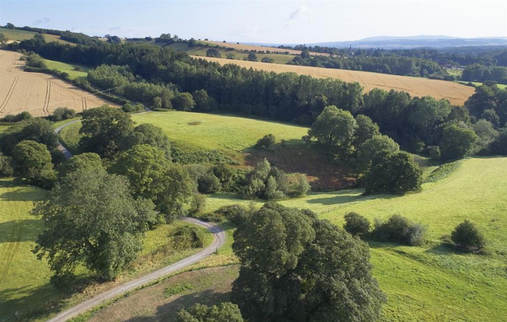Enjoy great cycling, riding and walking available nearby in Mortimer Forest and the Teme Valley