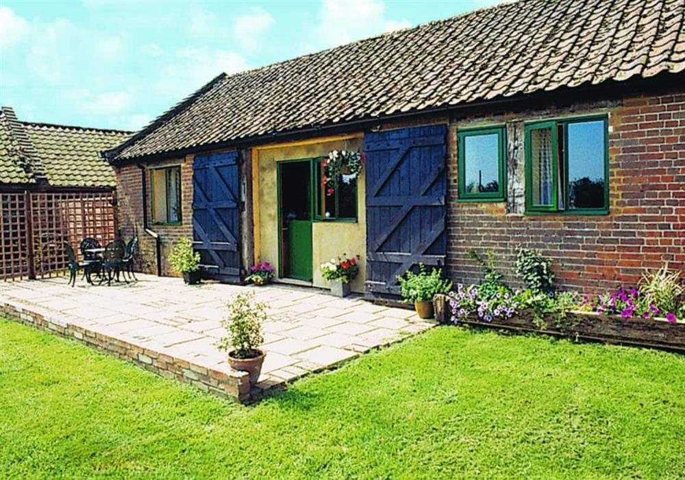 The Cart Shed at The Cart Shed in Saxmundham, Suffolk
