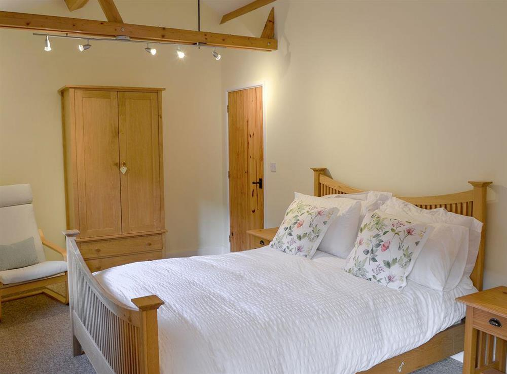 Comfortable double bedroom (photo 2) at The Cattle Sheds in Knapton, near North Walsham, Norfolk