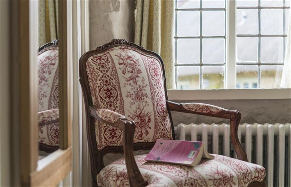 First floor: Elegant interior design at The Cider Mill, Motcombe
