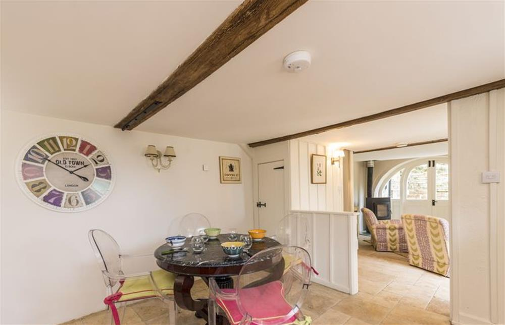 Ground floor: Dining area at The Cider Mill, Motcombe