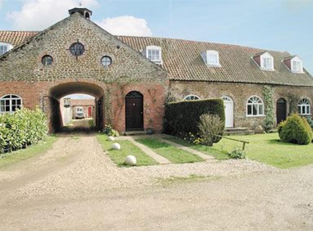 Photo 1 at The Clocktower in Snettisham, Norfolk