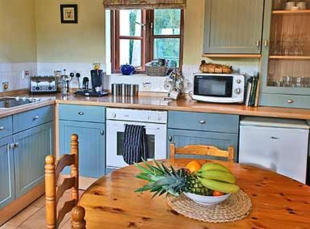 Kitchen/diner at The Coach House in Bromeswell, Woodbridge, Suffolk