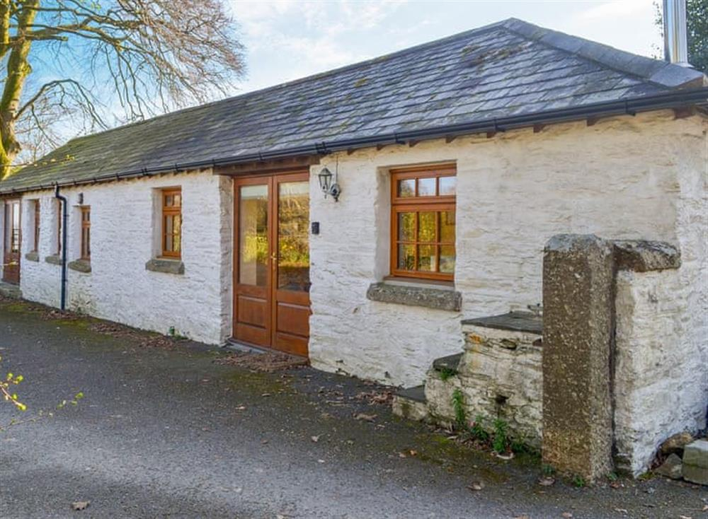 Cosy, single storey property at The Coach House in Gulworthy, near Tavistock, Devon