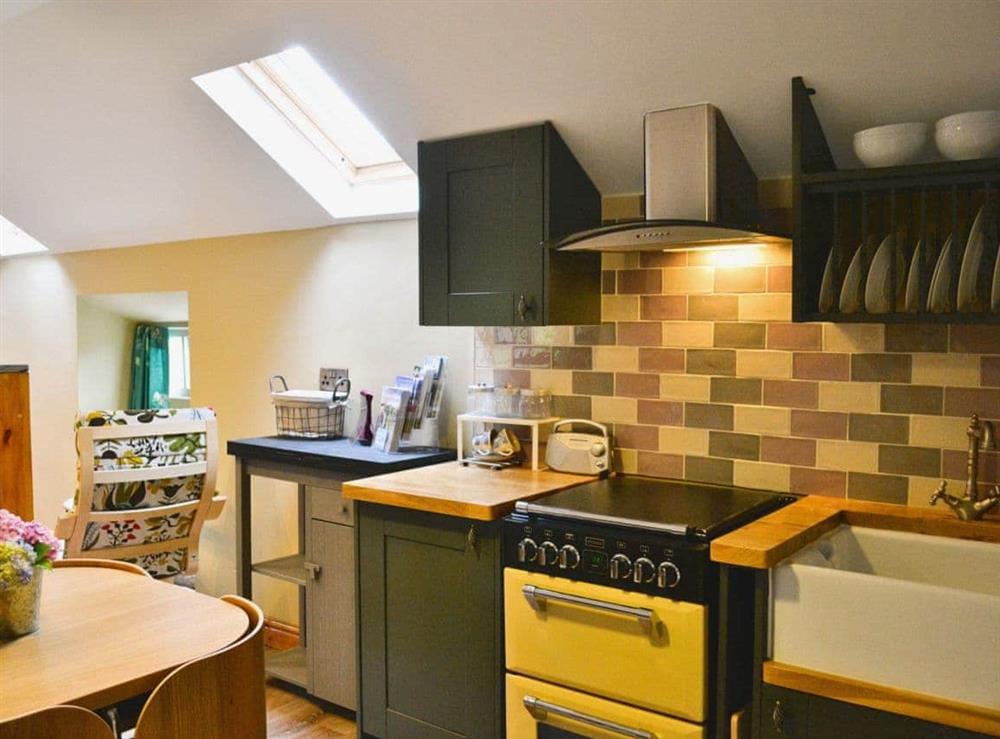 Kitchen/diner at The Coach House in Heol-y-Cyw, near Bridgend, Mid Glamorgan