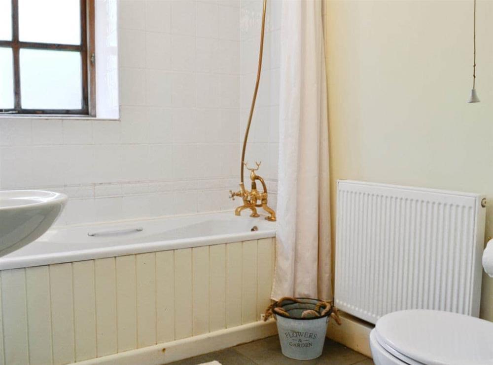 Bathroom at The Coach House in Llangoedmor, Nr Cardigan, Dyfed., Great Britain