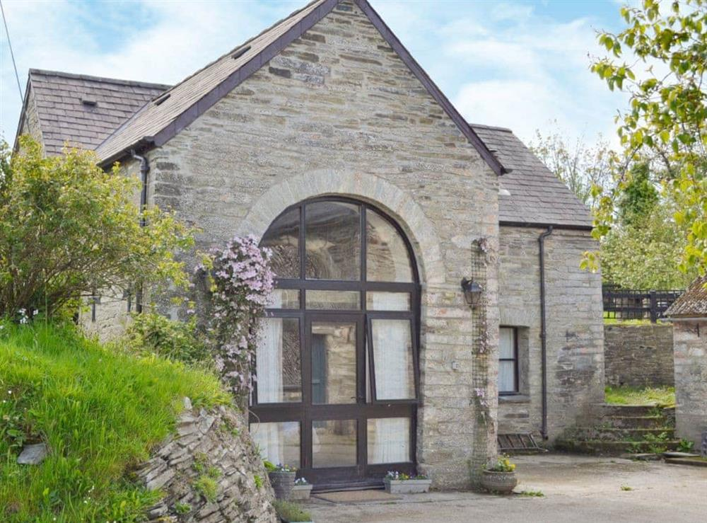 Exterior at The Coach House in Llangoedmor, Nr Cardigan, Dyfed., Great Britain