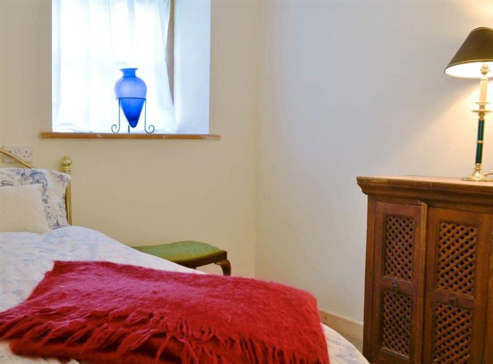 Single bedroom at The Coach House in Llangoedmor, Nr Cardigan, Dyfed., Great Britain