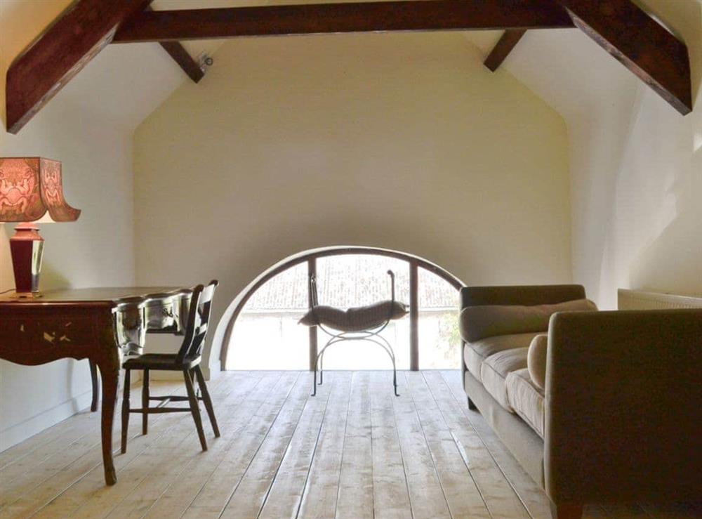 Sitting Area at The Coach House in Llangoedmor, Nr Cardigan, Dyfed., Great Britain