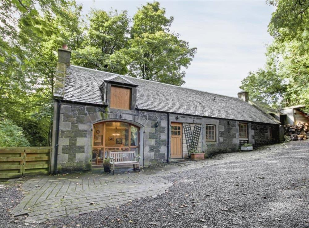 Exterior at The Coach House in Ratho, Nr Edinburgh., Midlothian