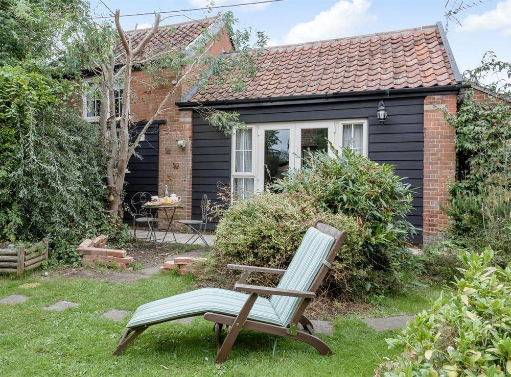 Exterior & garden area at The Coach House in Saham Toney, near Watton, Norfolk