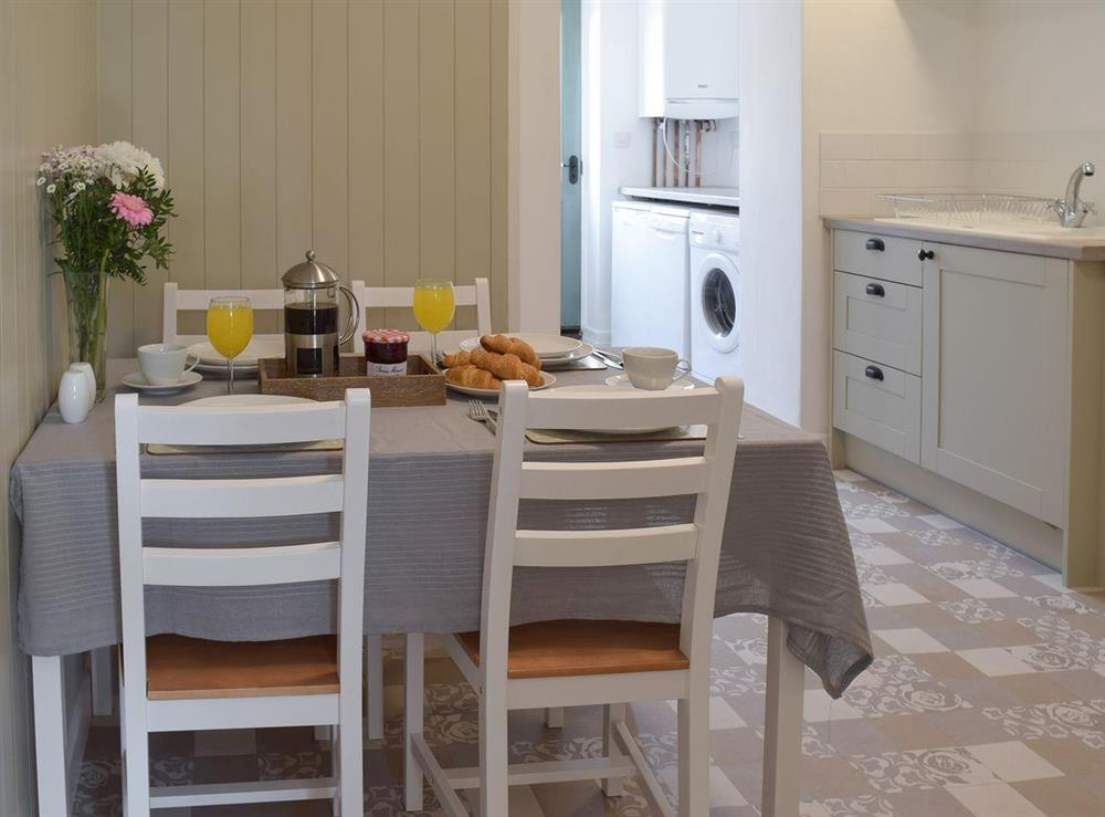 Dining area (photo 2) at The Coastal Cottage in Kessingland, Suffolk, England