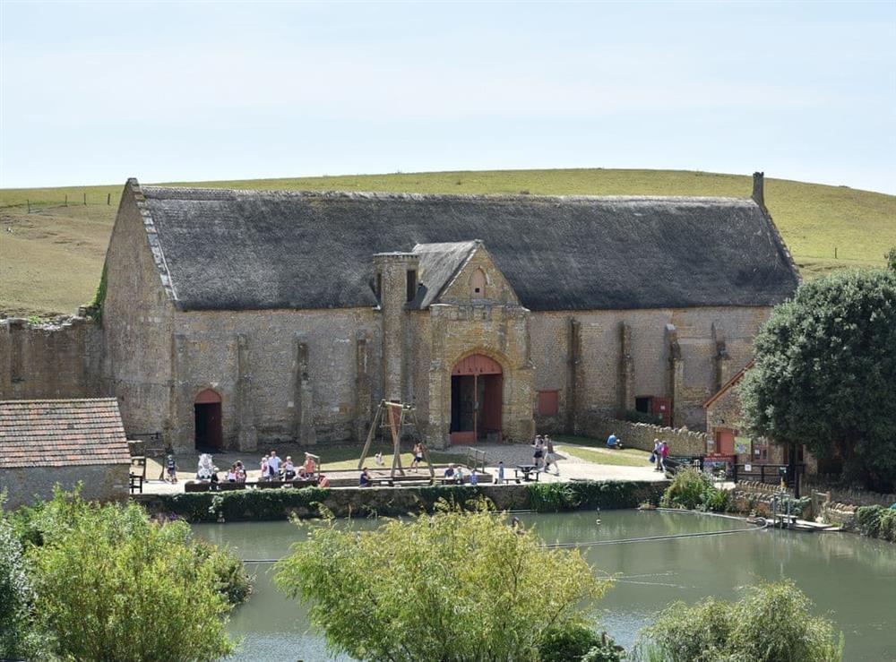 The Old Tithe barn