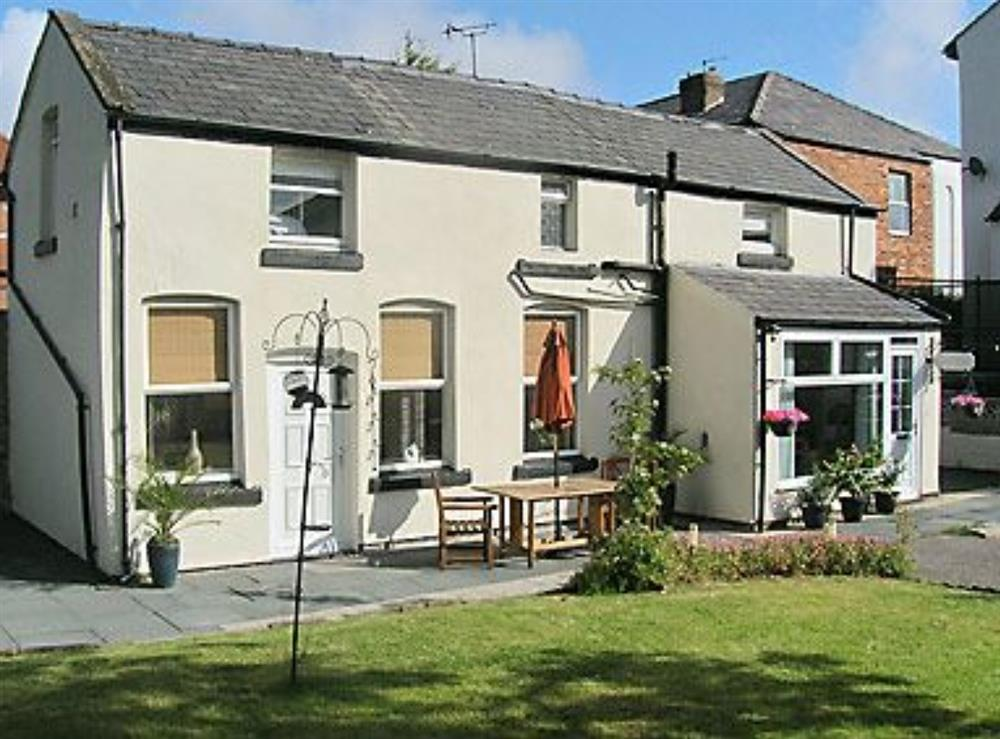 Photo 1 at The Cottage at Stanley Villa in Southport, Merseyside