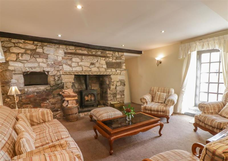 Enjoy the living room at The Cottage, Cardiff