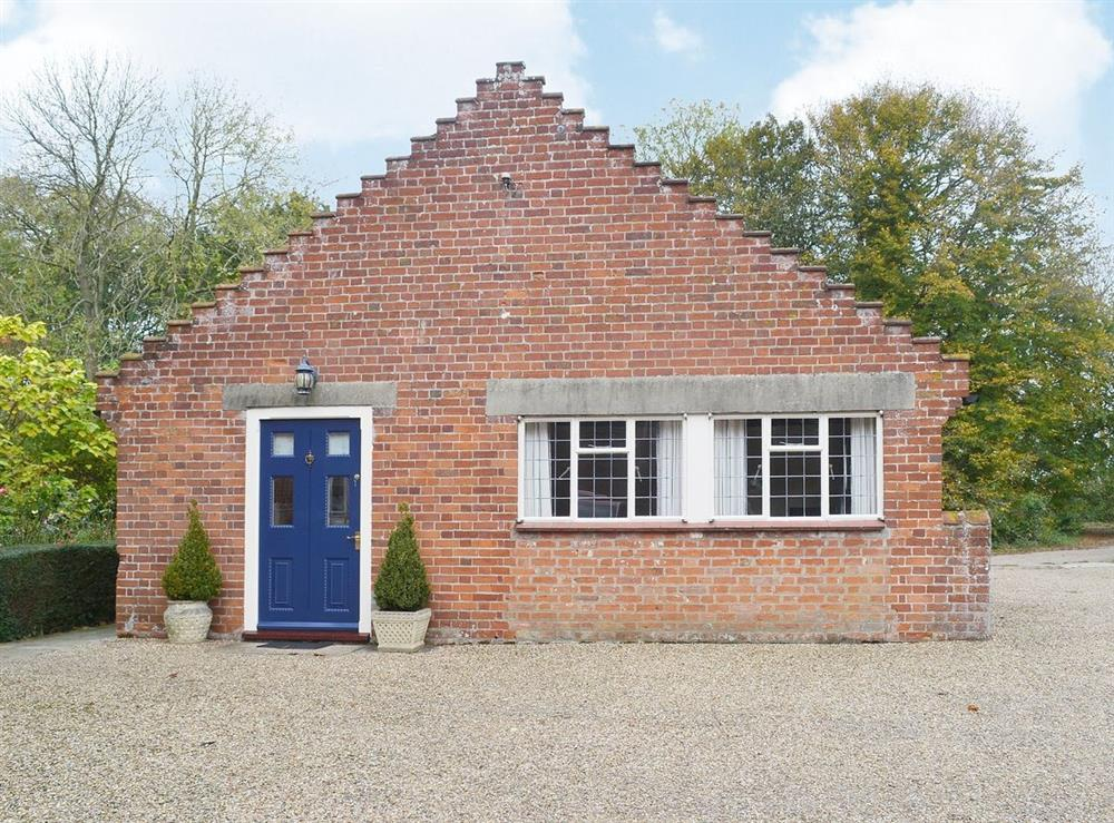 Exterior at The Cottage in Fressingfield, Norfolk