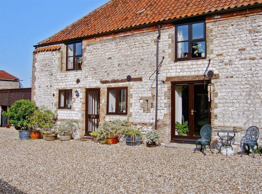 Exterior at The Cottage in Northwold, Norfolk