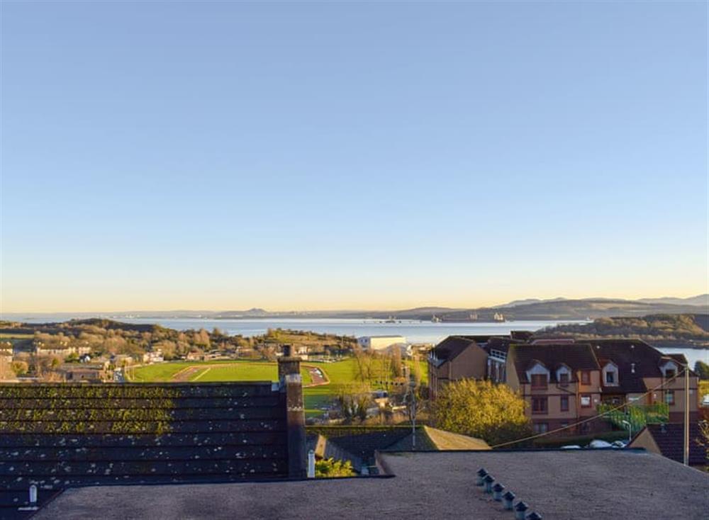 Wonderful far-reaching views at Forth View Apartment,