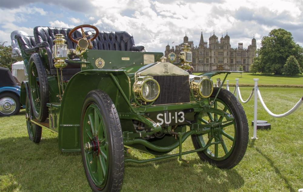 The Burghley estate hosts magnificent classic Car shows