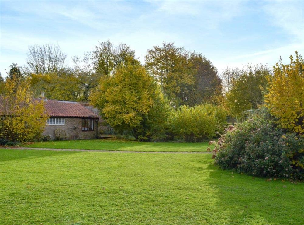 Fabulous cottage set in its own walled garden which is completely private at Gamekeepers Cottage,