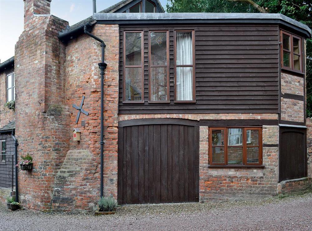 Exterior at The Drying House in Ledbury, Herefordshire