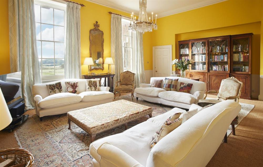 Beautiful drawing room which is opulently decorated