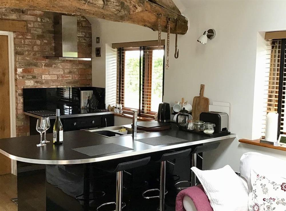 Kitchen at The Forge in Barston, West Midlands