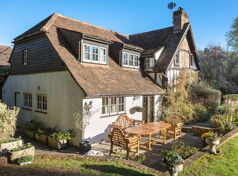 Exterior at The Gamekeepers Cottage,