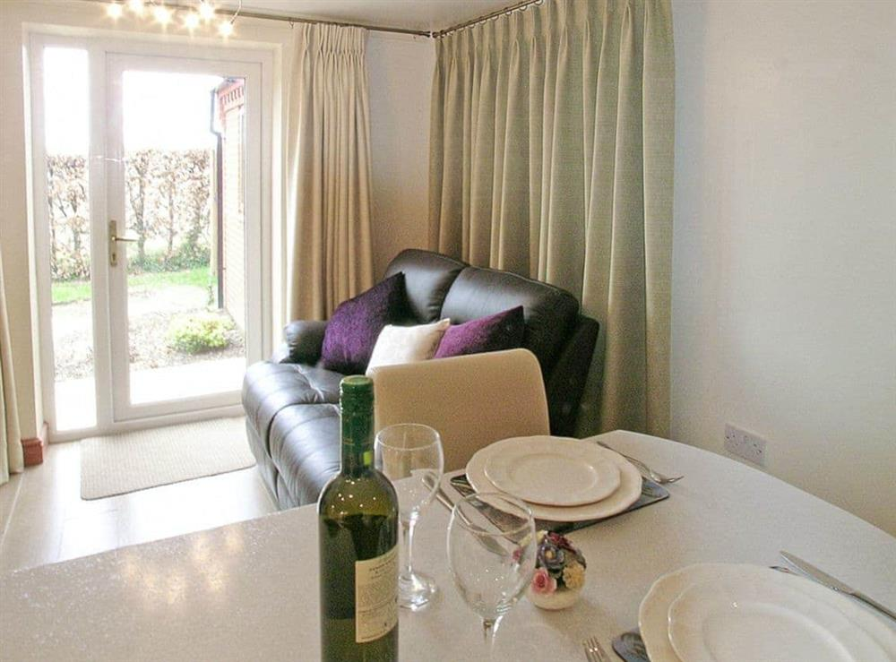 Open plan living/dining room/kitchen at The Garden Apartment in Neatishead, near Norwich, Norfolk