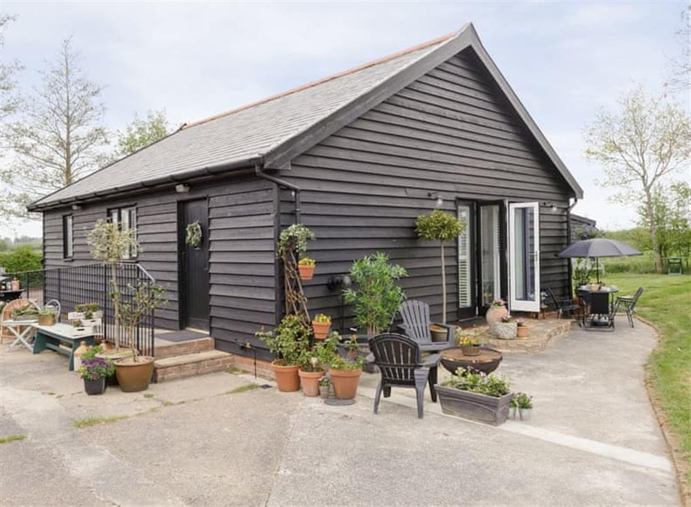 Lovely holiday home at The Garden House in Bedingfield Green, near Debenham, Suffolk