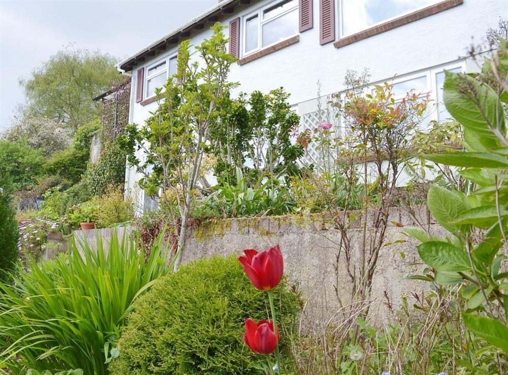 Exterior at The Garden Room in Brixham, Devon