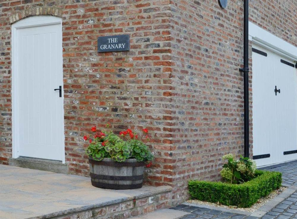 Exterior at The Granary in Aldbrough, near Hornsea, North Humberside