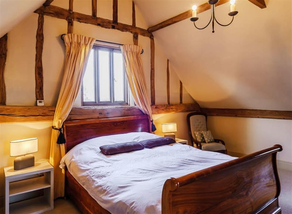 Double bedroom (photo 2) at The Granary in Milden, near Bury St Edmunds, England