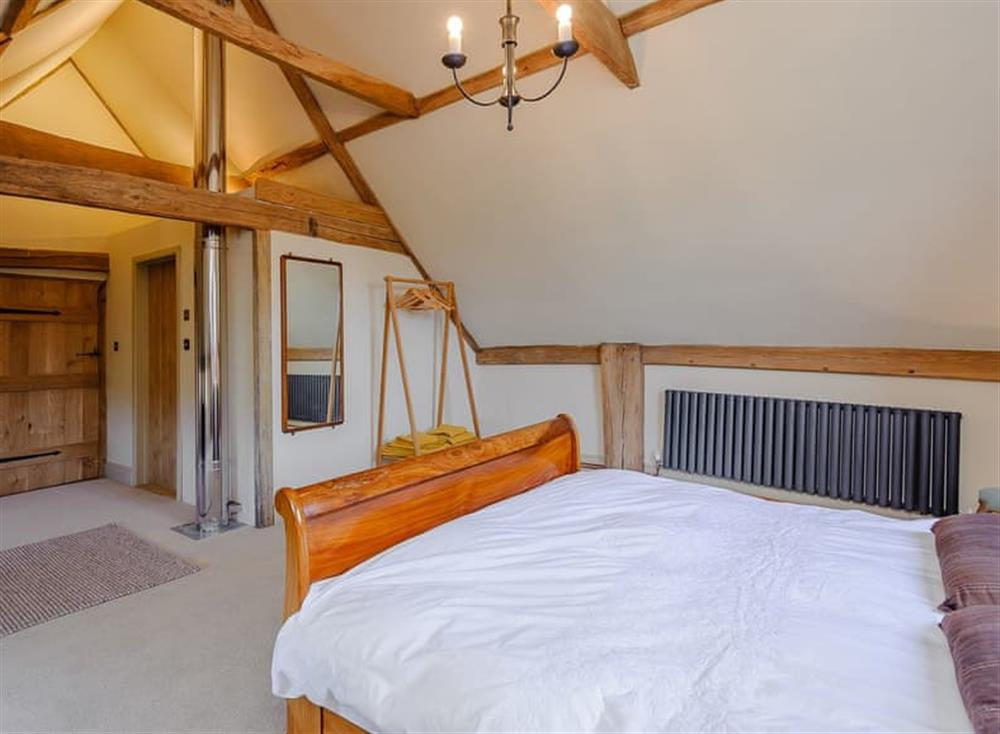 Double bedroom (photo 3) at The Granary in Milden, near Bury St Edmunds, England
