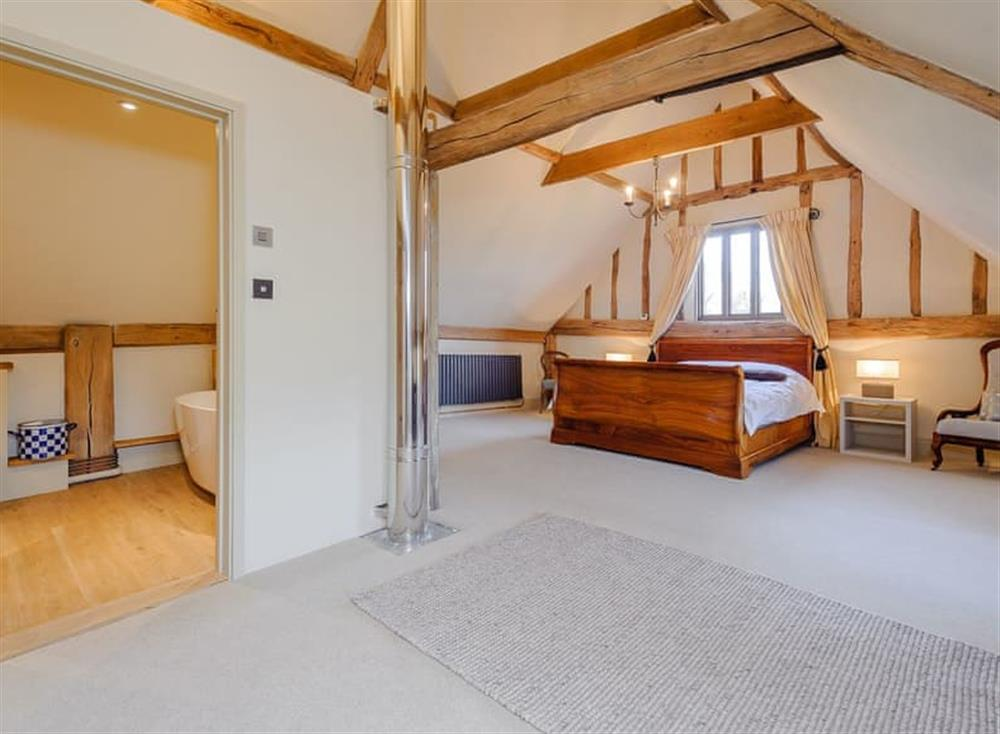 Double bedroom (photo 5) at The Granary in Milden, near Bury St Edmunds, England