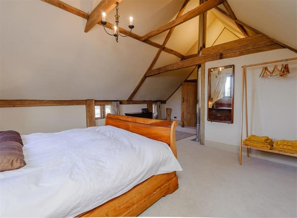 Double bedroom (photo 6) at The Granary in Milden, near Bury St Edmunds, England