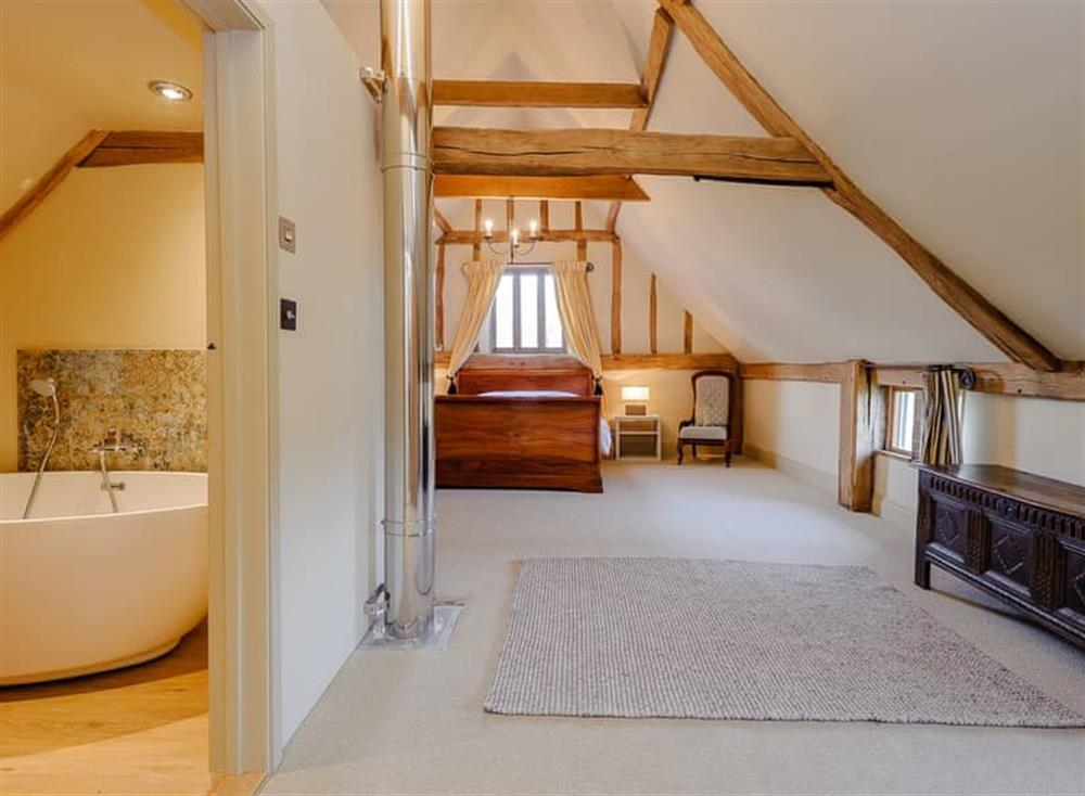 Double bedroom (photo 7) at The Granary in Milden, near Bury St Edmunds, England