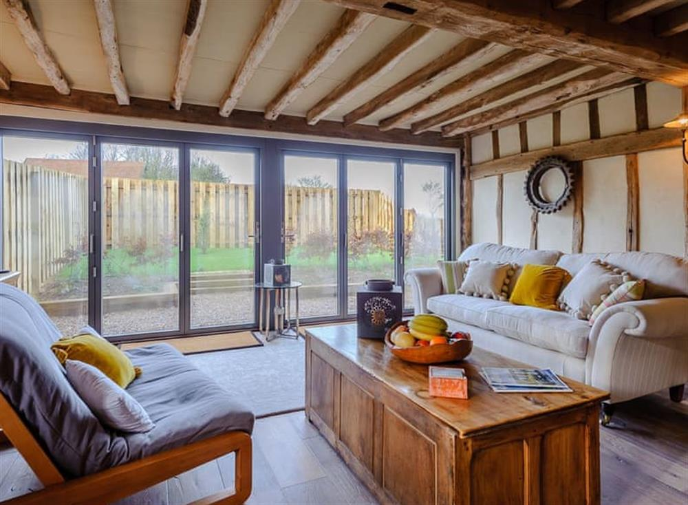 Living area (photo 3) at The Granary in Milden, near Bury St Edmunds, England