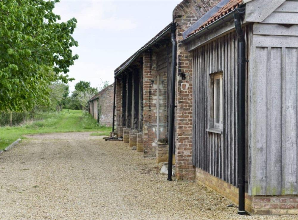 Exterior at The Granary in Oxborough, Norfolk., Great Britain