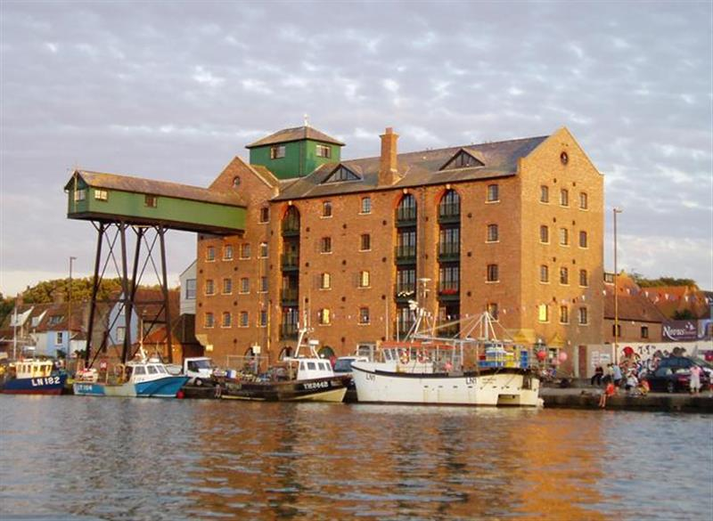 Setting of The Granary Penthouse at The Granary Penthouse, Wells-next-the-Sea, Norfolk
