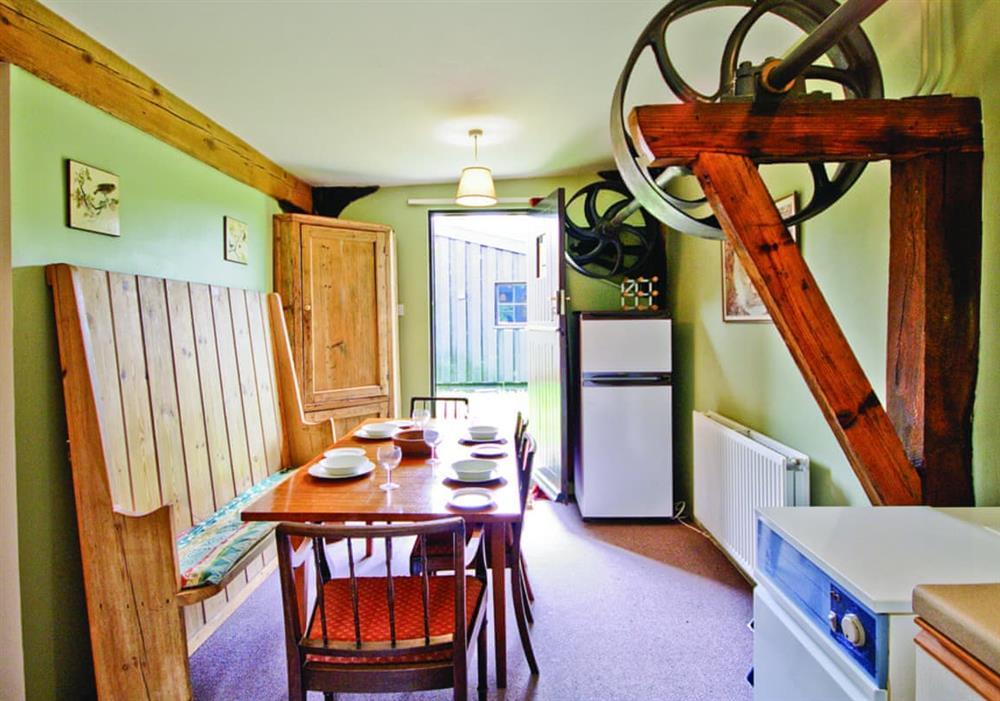 The Granary kitchen at The Granary in Woodbridge, Suffolk