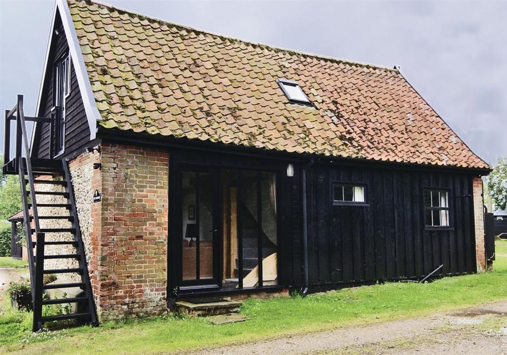 The Granary at The Granary in Woodbridge, Suffolk